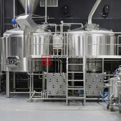 10BBL Industrial Used Beer Manufacturing Brewing Equipment Fermenting Brewery Machine til salgs