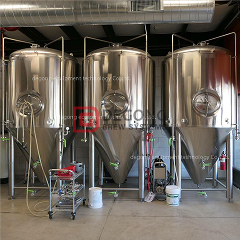1000L Craft Stainless Steel Beer Fermentation Tank / Unitank Listing for Sale