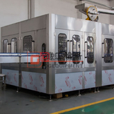 3in1 Industral Automatic 24 Headers Bottling Line for 300 ml 500 ml